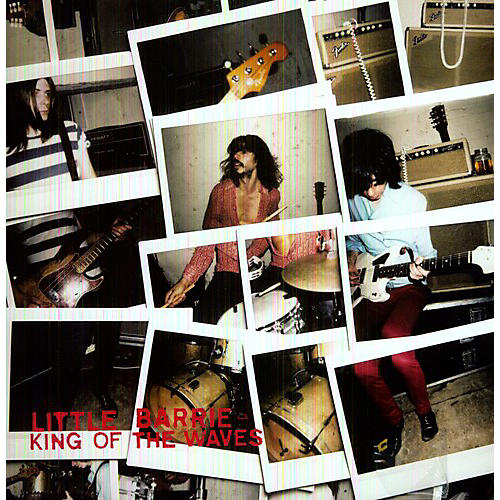 Alliance Little Barrie - King of the Waves thumbnail