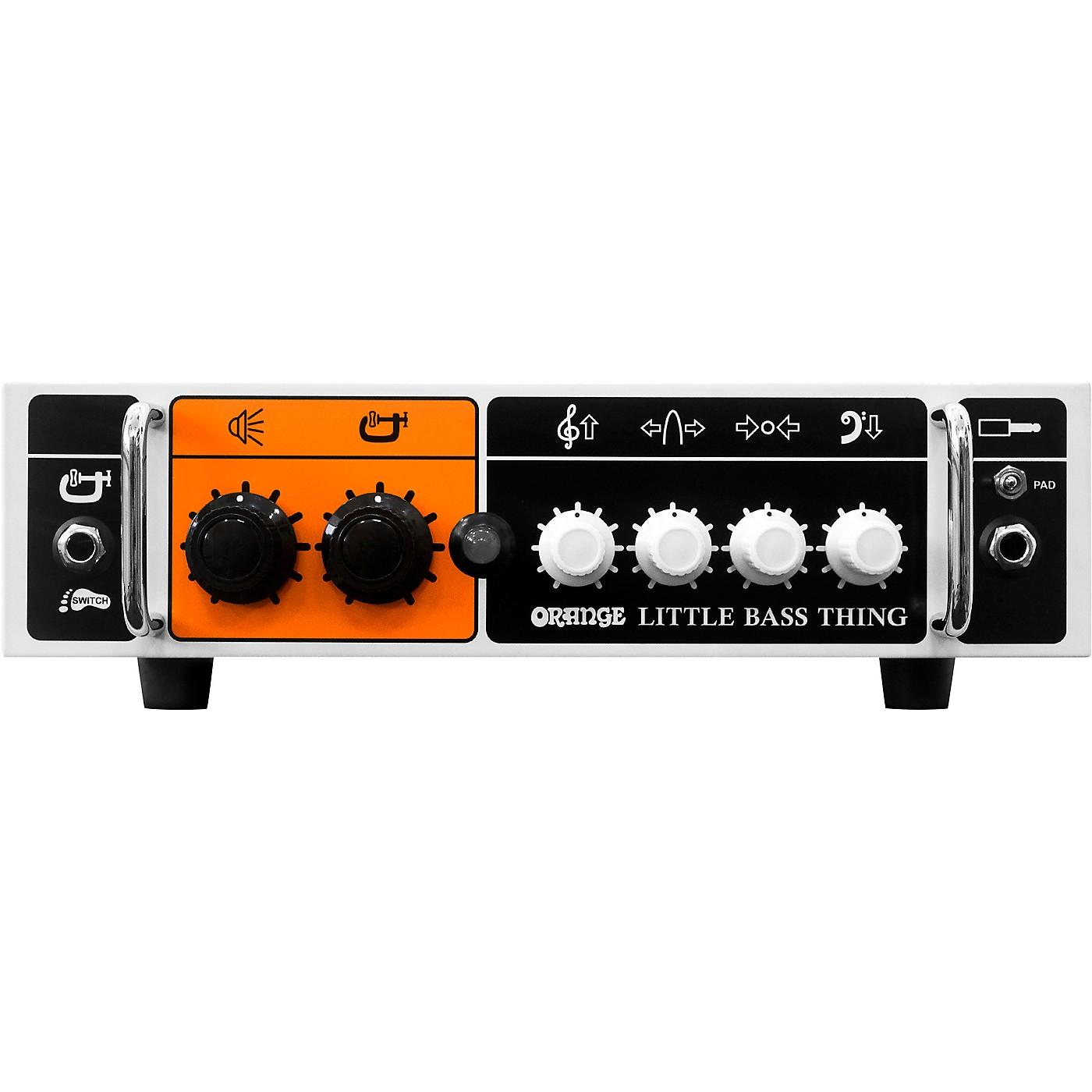 Orange Amplifiers Little Bass Thing thumbnail