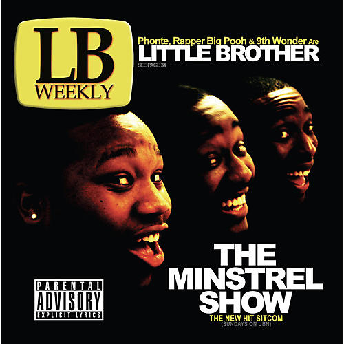 Alliance Little Brother - The Minstrel Show thumbnail