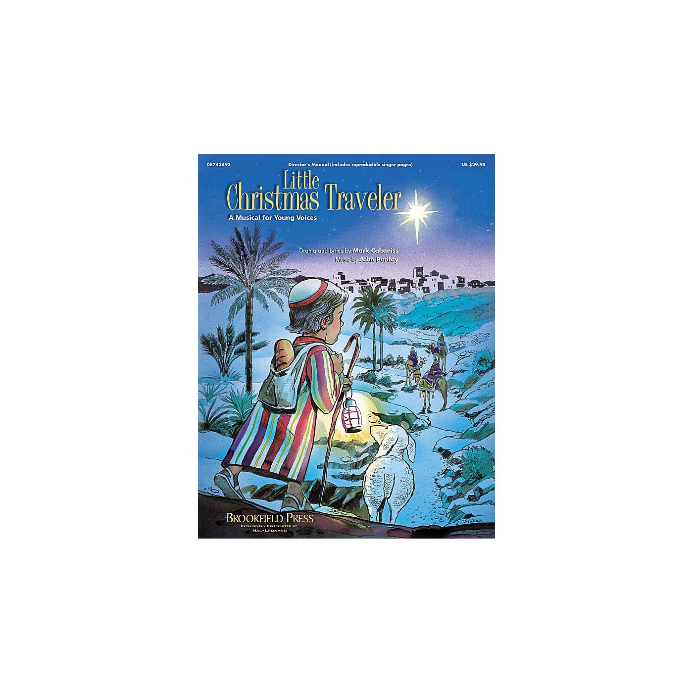 Hal Leonard Little Christmas Traveler (Sacred Musical) PREV CST PAK Arranged by John Purifoy thumbnail