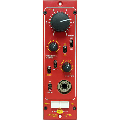 Chandler Little Devil 500 Series Preamp thumbnail
