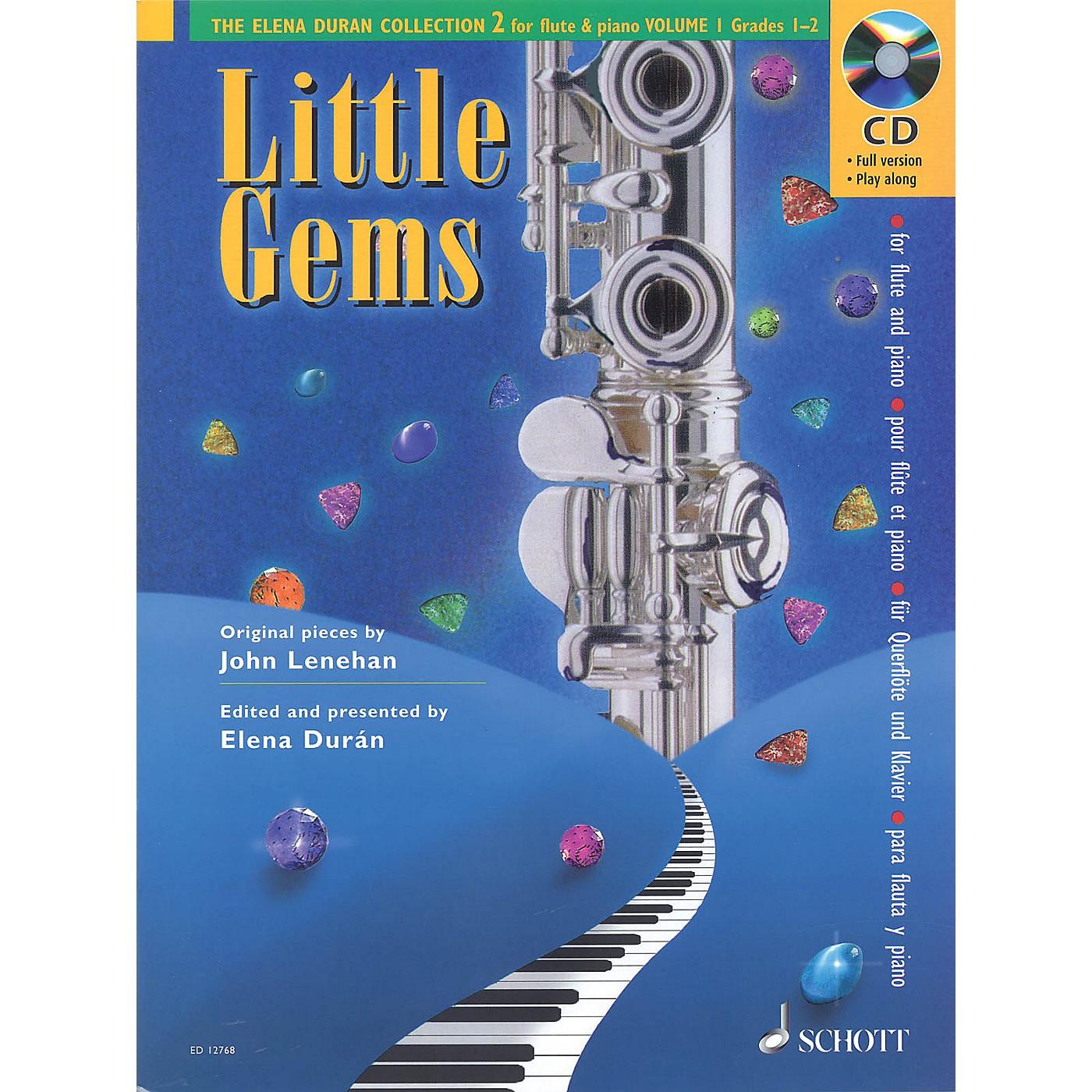 Schott Little Gems (The Elena Durán Collection 2, Volume 1) Misc Series thumbnail
