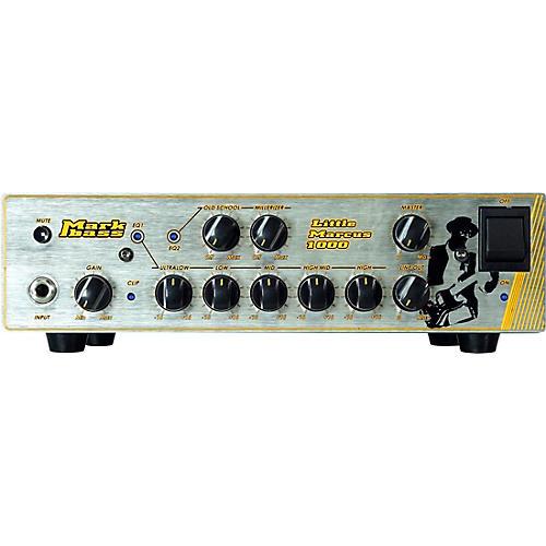 Markbass Little Marcus 1000 Marcus Miller Signature 1,000W Bass Amp Head thumbnail