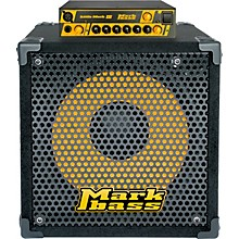 Markbass Little Mark III and New York 151 Bass Stack