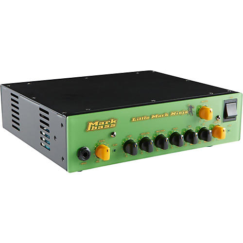 Markbass Little Mark Ninja 1,000W Bass Amp Head thumbnail