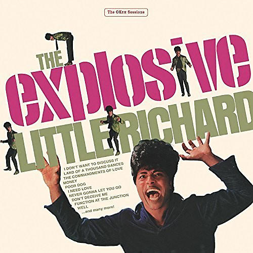 Alliance Little Richard - The Explosive Little Richard! thumbnail