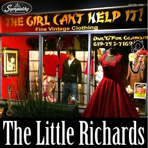 Alliance Little Richards - Girl Can't Help It thumbnail