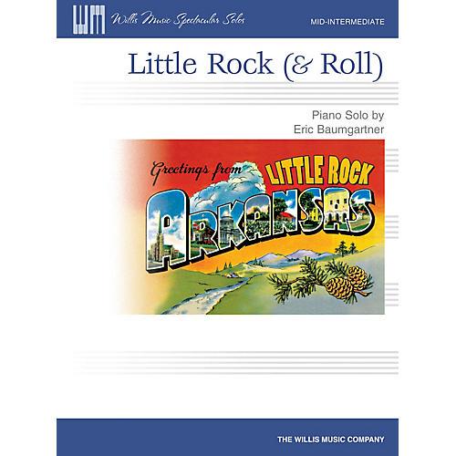 Willis Music Little Rock (& Roll) (Mid-Inter Level) Willis Series by Eric Baumgartner thumbnail
