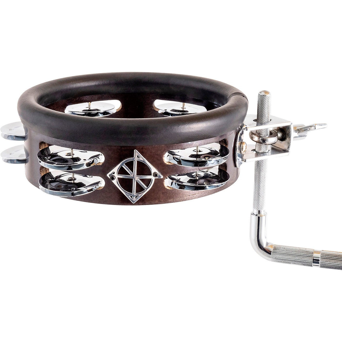 Dixon Little Roomer Mountable Wood Tambourine thumbnail