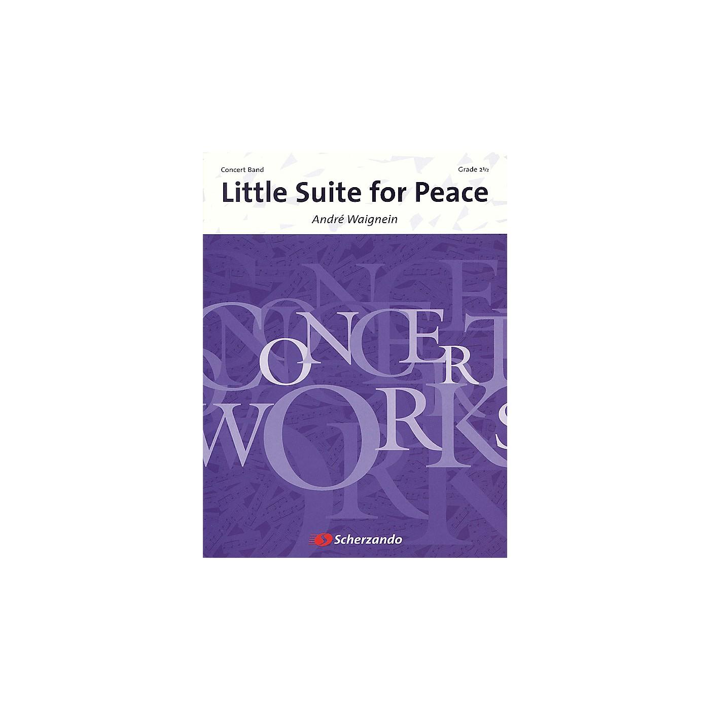 De Haske Music Little Suite for Peace Concert Band thumbnail