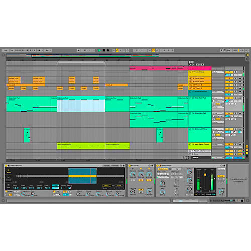 Ableton Live 10 Intro (Software Download) thumbnail