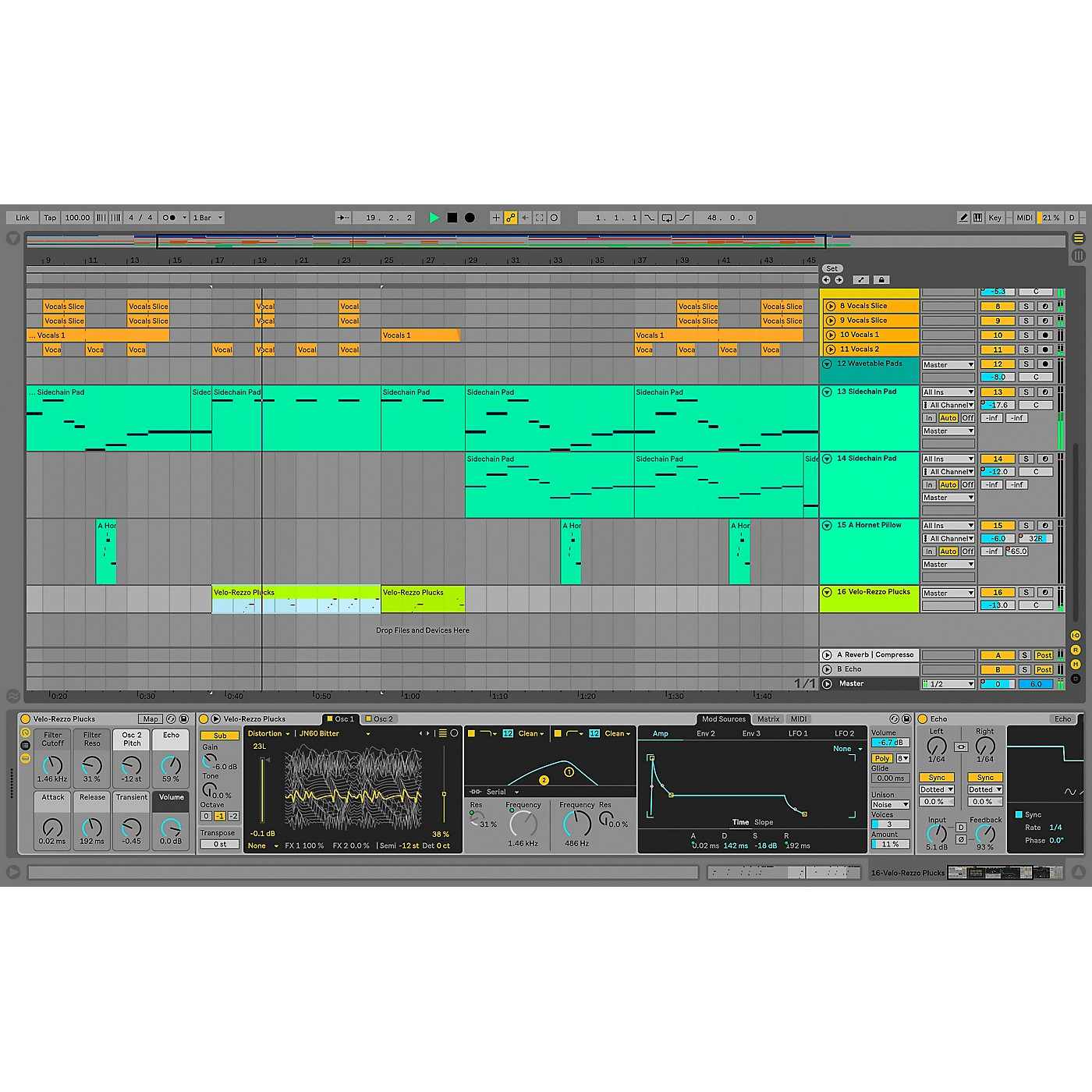 Ableton Live 10 Suite - Upgrade From Live Intro (Software Download) thumbnail