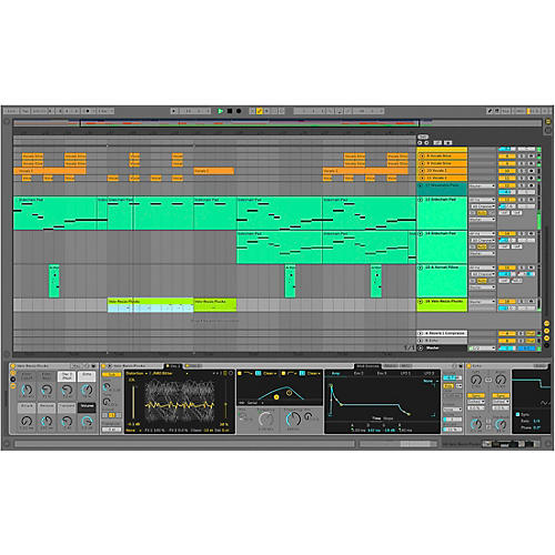 Ableton Live 10 Suite Upgrade From Live 7-9 Suite (Software Download) thumbnail