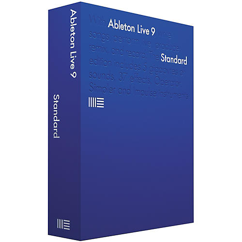 Ableton Live 9.7 Standard Upgrade from Live LE/Intro-thumbnail