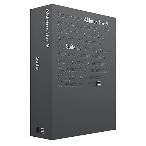 Ableton Live 9.7 Suite-thumbnail