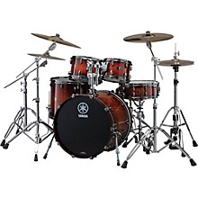 "Yamaha Live Custom 4-Piece Shell Pack with 20"" Bass Drum"