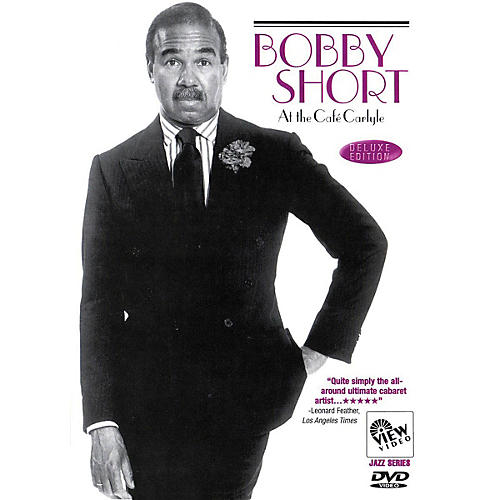 View Video Live/DVD Series: Bobby Short at the Cafe Carlyle (Deluxe Edition) thumbnail