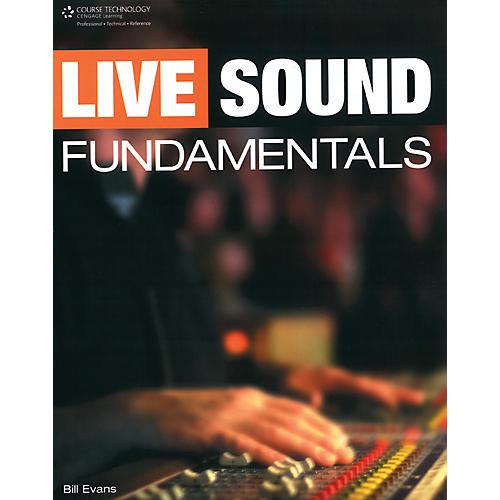 Course Technology PTR Live Sound Fundamentals Book-thumbnail