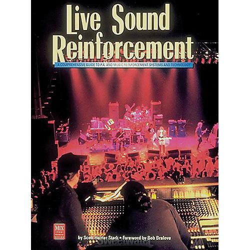 Course Technology PTR Live Sound Reinforcement Book thumbnail