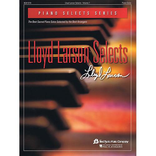 Hal Leonard Lloyd Larson Selects - Piano Selects Series thumbnail