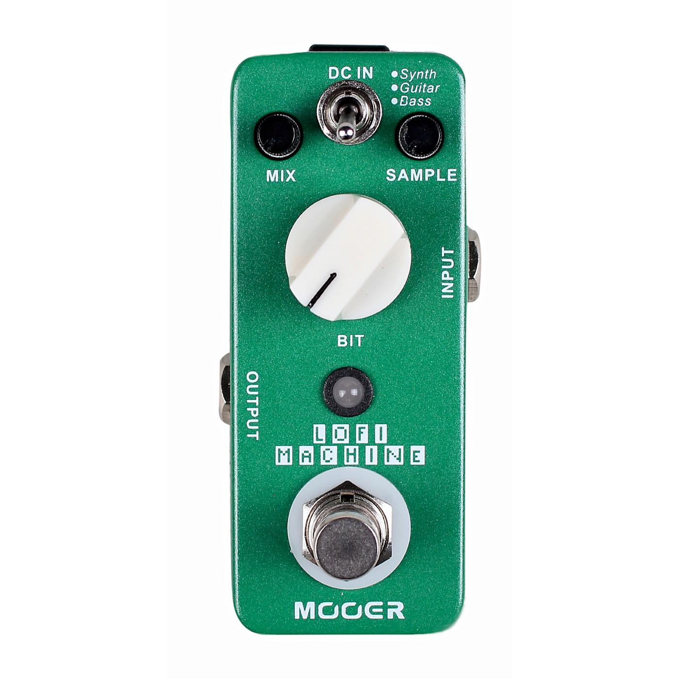 Mooer LoFi Machine Sample Reducing Effects Pedal thumbnail