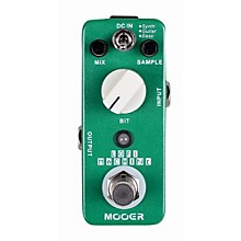 Mooer LoFi Machine Sample Reducing Effects Pedal