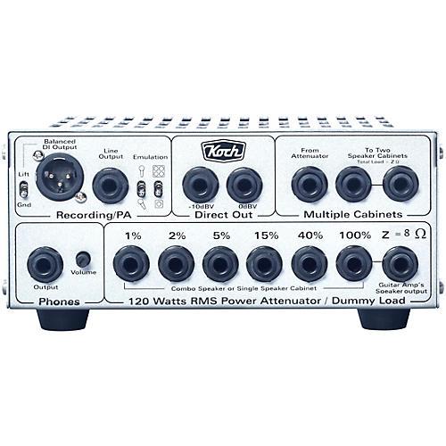Koch Loadbox II Power Attenuator, DI Box and Speaker Emulator thumbnail