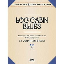 Meredith Music Log Cabin Blues Meredith Music Percussion Series Book  by George Hamilton Green