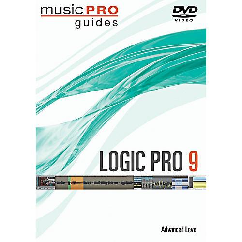 Hal Leonard Logic Pro 9 Advanced Music Pro Series DVD-thumbnail