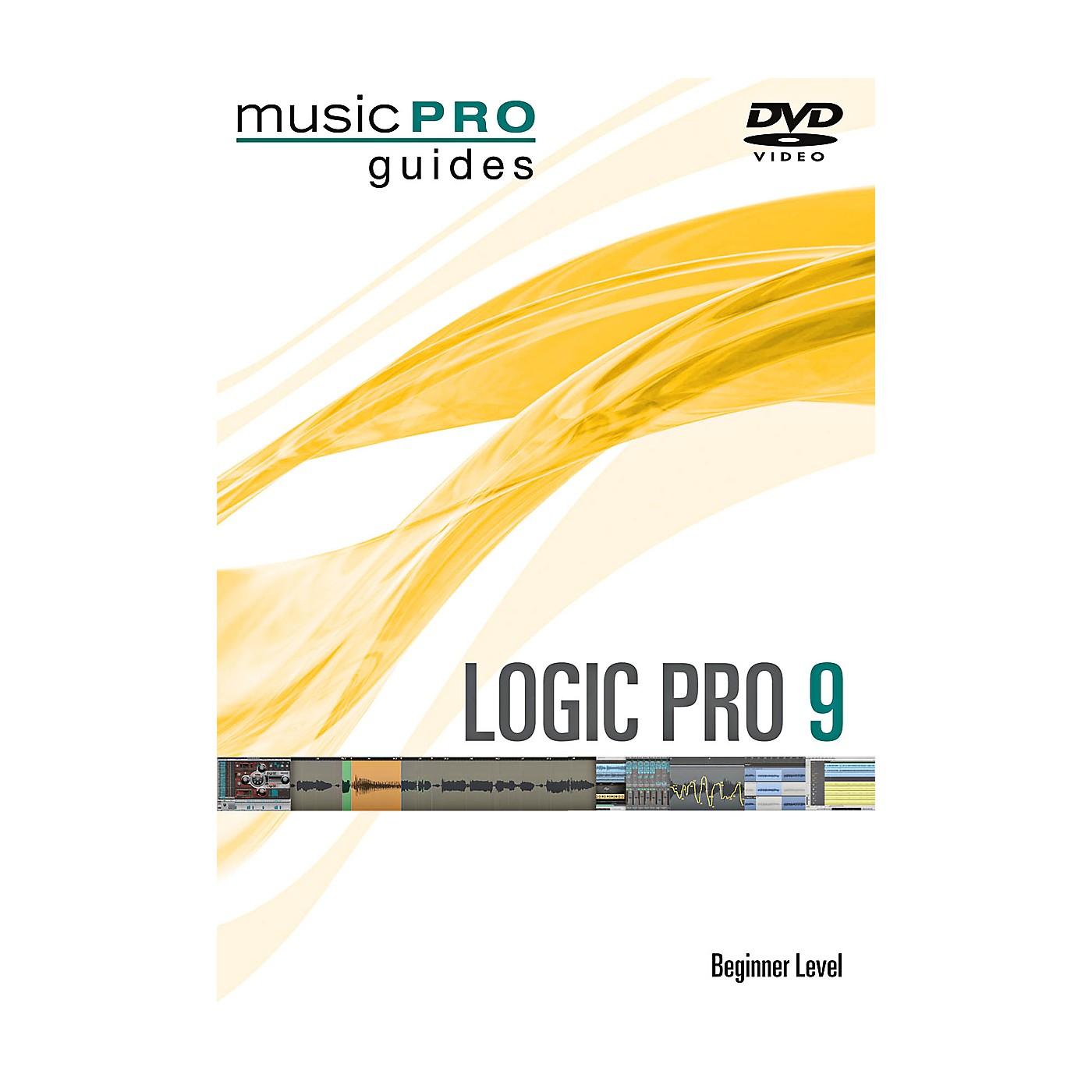 Hal Leonard Logic Pro 9 Beginner Music Pro Series DVD thumbnail