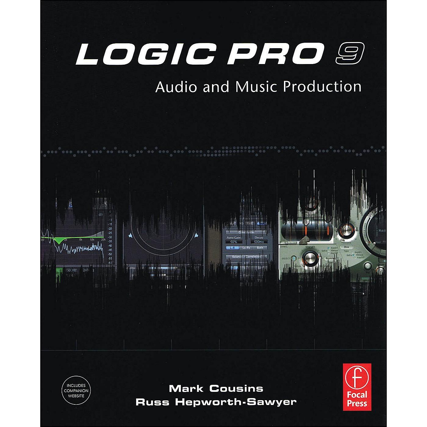 Hal Leonard Logic Pro 9 Book thumbnail