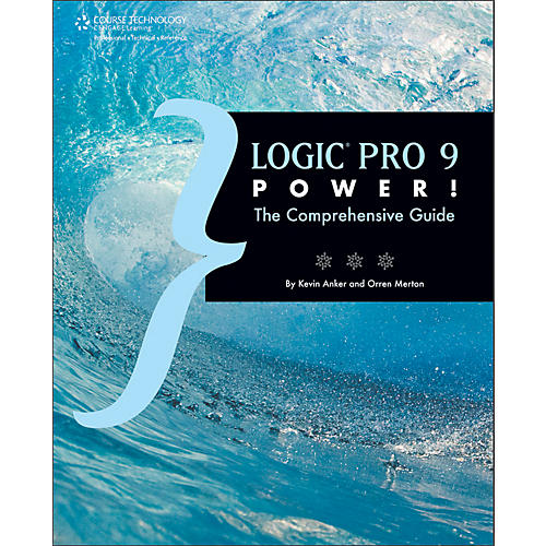 Course Technology PTR Logic Pro 9 Power! The Comprehensive Guide Book thumbnail