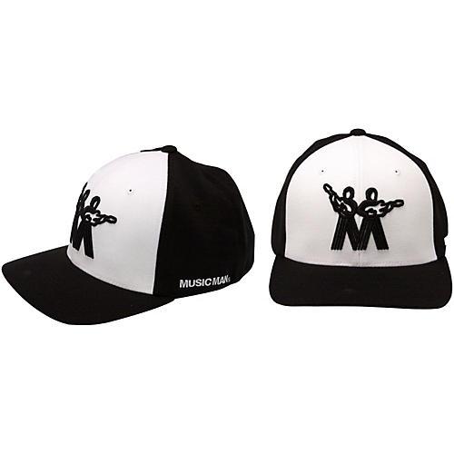 Ernie Ball Music Man Logo Flex Fit Hat thumbnail