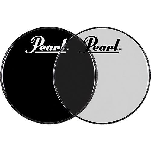 Pearl Logo Front Bass Drum Head-thumbnail