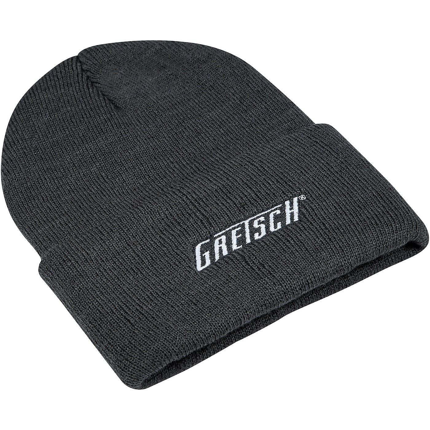 Gretsch Logo Gray Beanie thumbnail