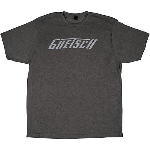 Gretsch Logo Heather Gray T-Shirt thumbnail