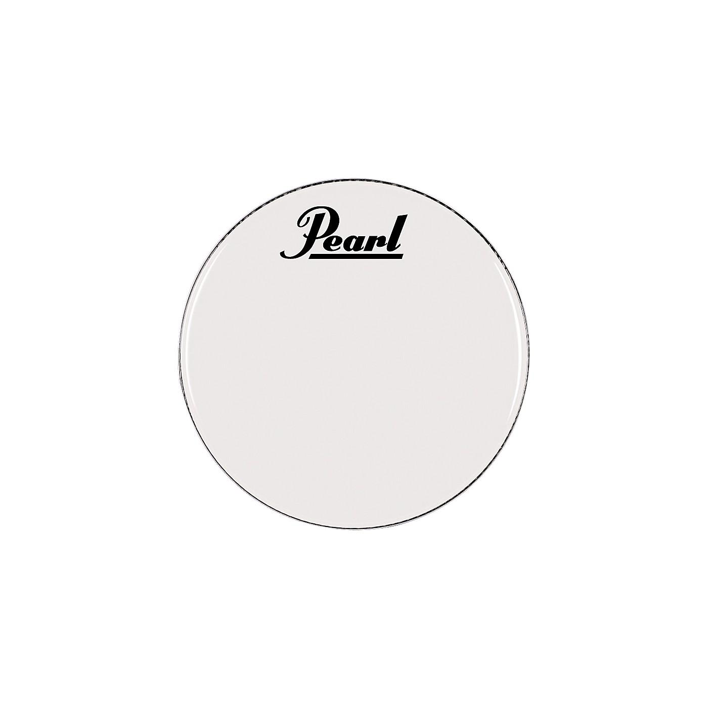 Pearl Logo Marching Bass Drum Heads thumbnail