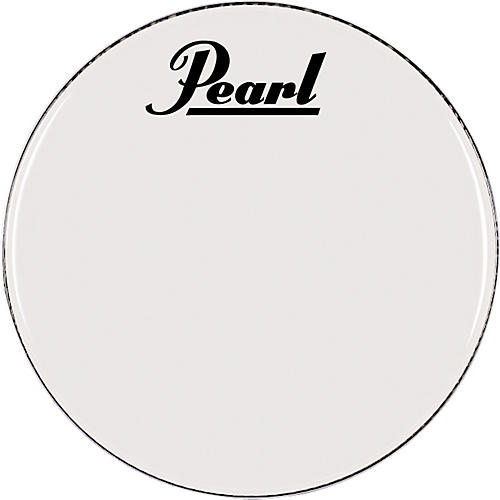 Pearl Logo Marching Bass Drum Heads thumbnail