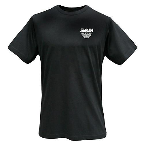 Sabian Logo T-Shirt, Black thumbnail