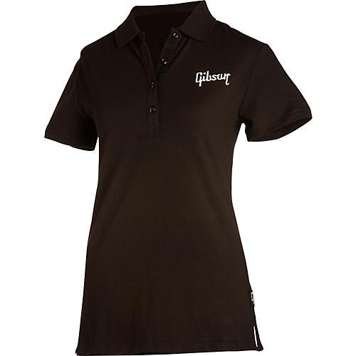 Gibson Logo Women's Polo Shirt thumbnail