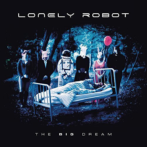 Alliance Lonely Robot - Big Dream thumbnail