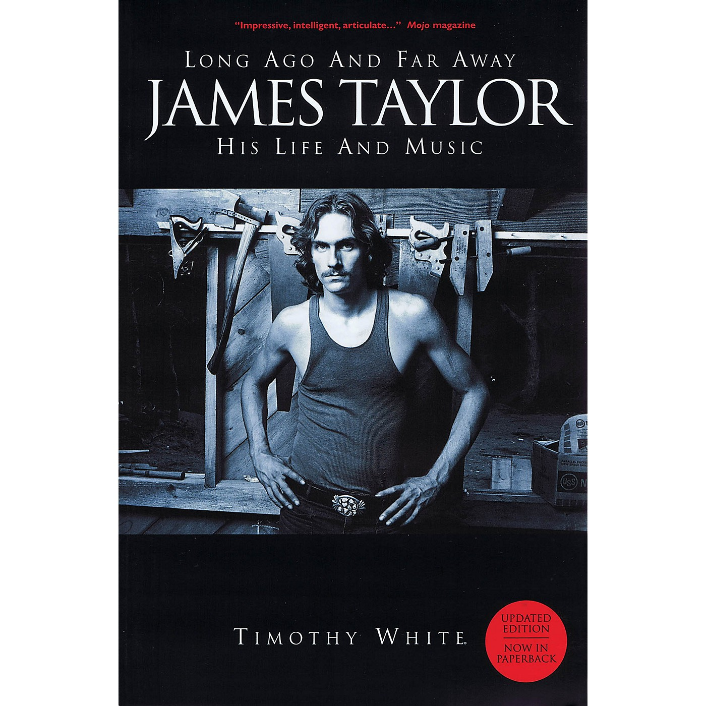Omnibus Long Ago and Far Away - James Taylor: His Life and Music Omnibus Press Series Softcover thumbnail