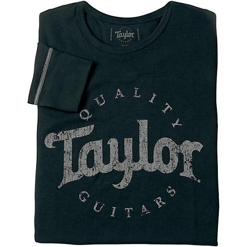 Taylor Long Sleeve Aged Logo Tee thumbnail