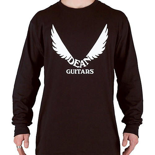 Dean Long Sleeve Wings T-Shirt thumbnail