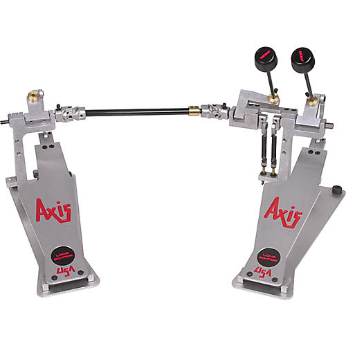 Axis Longboard X Double Bass Drum Pedal-thumbnail