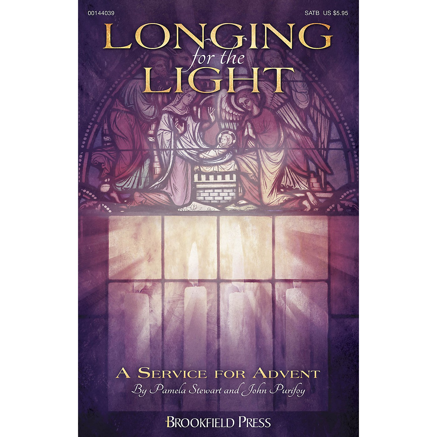Brookfield Longing for the Light (A Service for Advent) CD 10-PAK Composed by John Purifoy thumbnail