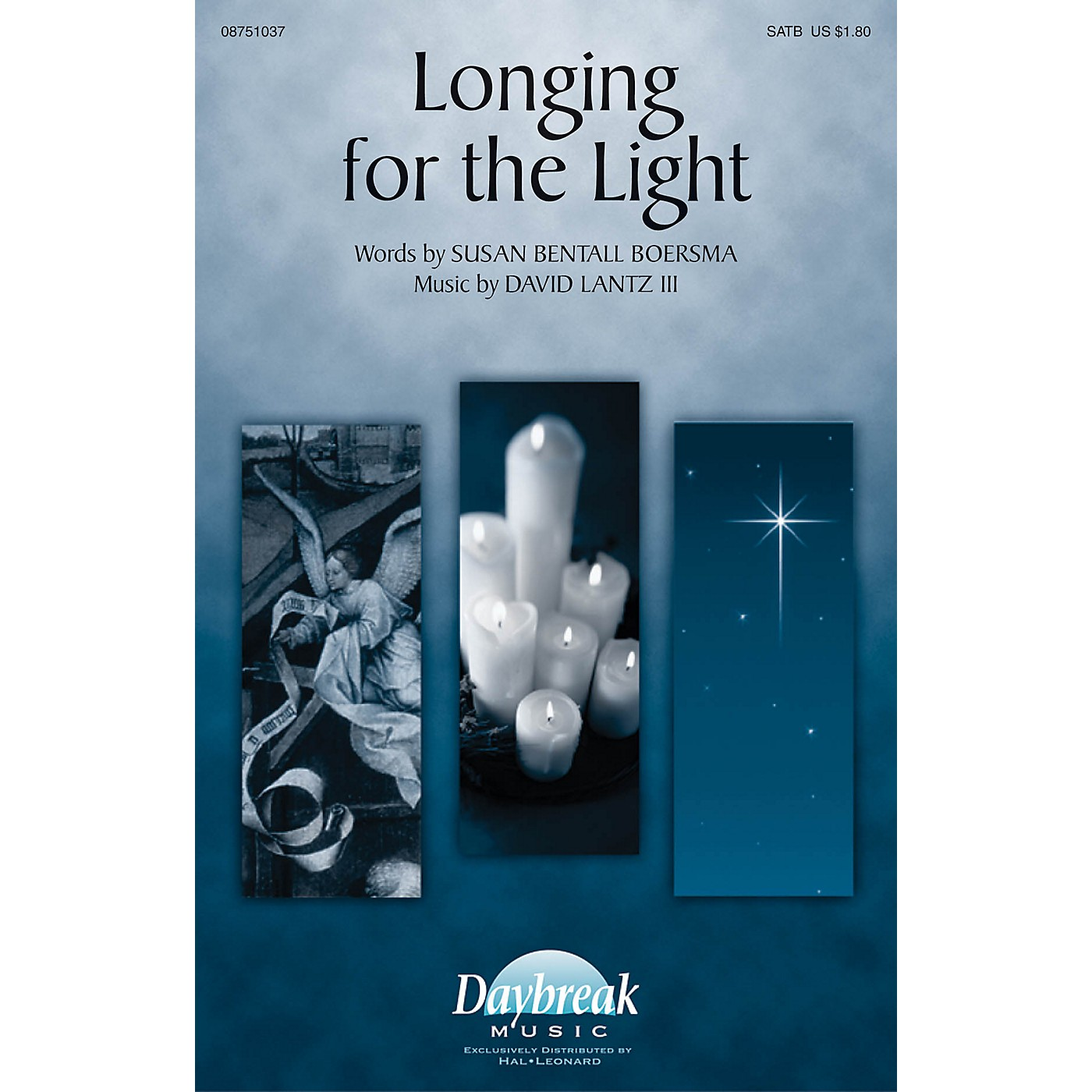 Daybreak Music Longing for the Light SATB composed by David Lantz III thumbnail