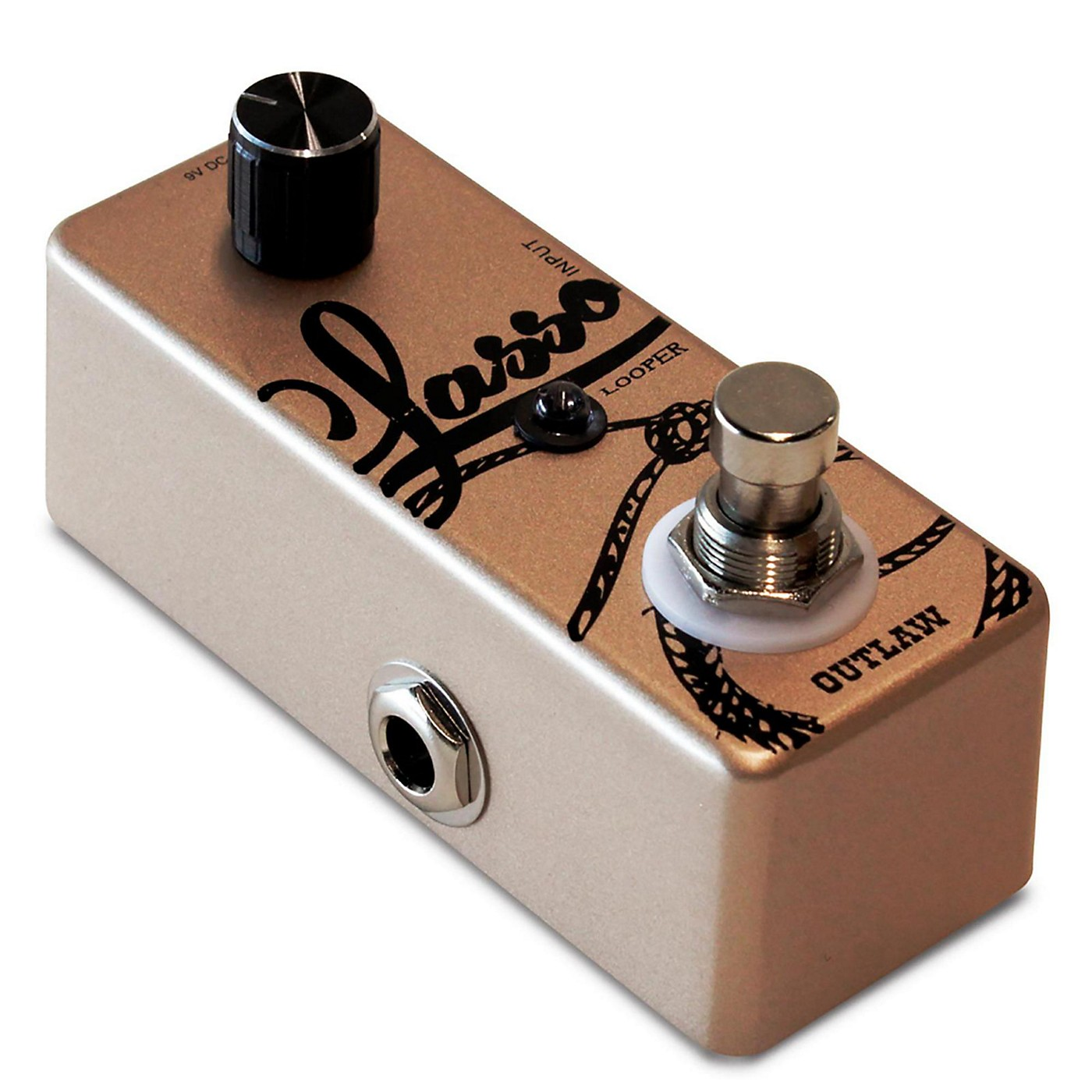 Outlaw Effects Looper Pedal thumbnail