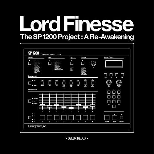 Alliance Lord Finesse - Sp1200 Project: A Re-awakening - Deluxe Redux thumbnail