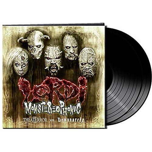 Alliance Lordi - Monstereophonic (theaterror Vs. Demonarchy) thumbnail